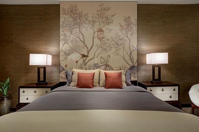 7-amenajare dormitor de bloc stil asiatic