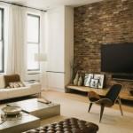 7-amenajare minimalista cu accente industriale simpla