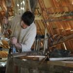 7-atelier fierarie castel medieval Guedelon Franta