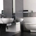 7-baie moderna finisata si decorata in nuante de gri