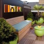 7-banca mare din lemn cu lada de depozitare sub sezut mobila balcon sau terasa