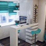 7-bar si corp mobila vertical cu cuptor integrat decor bucatarie moderna
