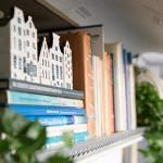 7-biblioteca avion hotel klm amsterdam