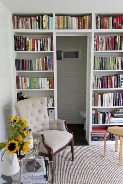 7-biblioteca intre baie si living mic garaj 17 mp transformat in casa