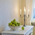7-birou din lemn vopsit in alb decor living apartament 3 camere 80 mp