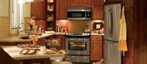 7-bucatarie feng shui mobilier din lemn