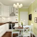 7-bucatarie-frumoasa-cu-mobilier-alb-cu-blat-din-lemn-si-peretii-imbracati-in-galben