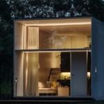 7-casa modulara portabila Koda din beton