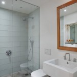 7-combinatie faianta de sticla cu vopea lavabila alba amenajare baie moderna