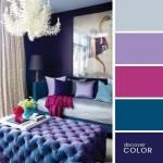 7-decor living paleta cromatica in nuante de albastru si violet