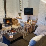 7-decor rustic living open space casa mica de vacanta Devon Anglia