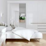 7-design minimalist dormitor matrimonial alb cu dressing mare