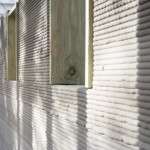 7-detaliu perete exterior casa din beton tiparita cu imprimanta 3D Icon New Story