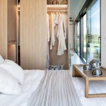 7-dormitor cu dressing casa container Cocoon Modules Grecia