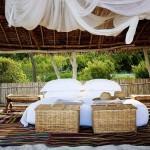 7-dormitor in aer liber casa de vacanta insula Vamizi Africa