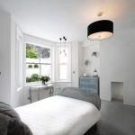 7-dormitor matrimonial cu mobila din lemn vintage