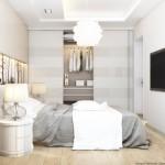 7-dormitor modern amenajat in fosta bucatarie apartament