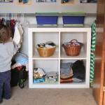 7-dulap haine accesibil micutilor Metoda Montessori