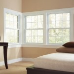 7-ferestre termopan cu deschidere glisanta tip ghilotina montate in coltul camerei