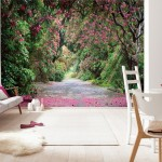 7-fototapet-komar-cu-imagine-din-gradina-botanica-a-irlandei-decor-living-open-space