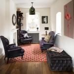7-idee amenajare living mic apartament cu 2 fotolii si o canapea mica