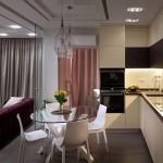 7-idei amenajare open space living mic cu bucatarie