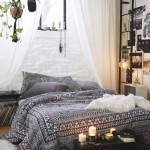 7-iluminat decorativ lumanari amenajare dormitor romantic