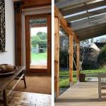 7-imagini interior si exterior casa din beton de canepa Bevan Architects Irlanda