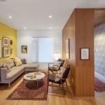 7-living de apartament minimalist exemplu si idee amenajare