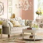 7-living decorat in roz quartz culoarea anului 2016