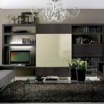 7-mobila in culori inchise in amenajarea camerelor mici