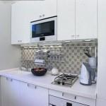 7-mobila si electrocasnice pentru amenajarea unei bucatarii foarte mici