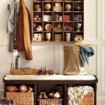 7-mod organizare incaltaminte haine si accesorii intr-un hol mic