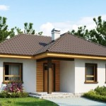 7-model casa doar parter 77 mp cu 3 dormitoare
