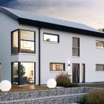 7-model casa prefabricata Icon Haus model 4 XL suprafata 176 mp