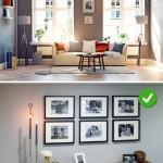 7-montarea-corecta-a-tablourilor-pe-peretele-din-living