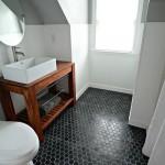 7-mozaic de forma hexagonala decor pardoseala baie