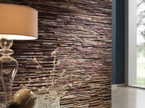 7-panou decorativ ce imita piatra naturala design interior modern