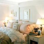 7-pat confortabil cu multe perne si textile amenajare dormitor matrimonial
