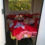 7-pat doua persoane extins rulota miniatura wide path camper