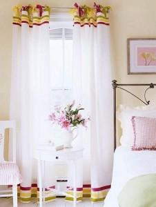 7-perdea frumoasa cu bordura decor fereastra dormitor