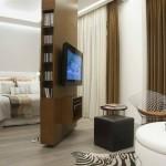 7-perete rotativ amenajare garsoniera sau apartament mic