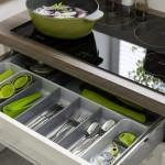 7-plita inductie si sertare compartimentate mobila bucatarie moderna 10 mp