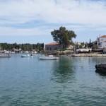 7-portul vechi al insulei Spetses Grecia