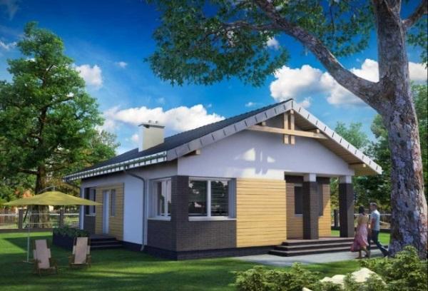 proiect 78 mp 2 dormitoare si camera tehnica
