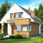 7-proiect casa mica cu mansarda 111 mp