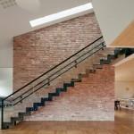7-scara interioara casa ecologica design modern Snohetta ZEB Norvegia