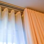 7-sina dubla de tavan pentru perdea si draperie