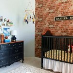 7-tapet decorativ cu imprimeu de caramida decor perete camera copil