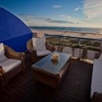 7-terasa confortabila cu vedere spre Stramtoarea Gibraltar